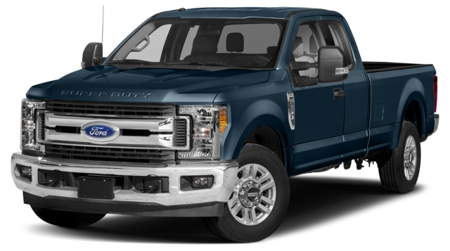 2017 Ford F-250 Jacksonville, IL 1FT7X2BT0HED05672
