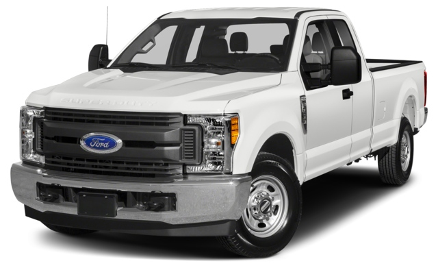 2017 Ford F-250 Los Angeles, CA 1FT7X2A64HEC24993