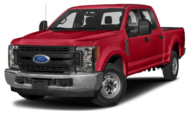 2017 Ford F-250 London, KY 1FT7W2BT6HEB27642