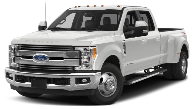 2017 Ford F-350 Gainesville, TX 1FT8W3DT4HEB40333