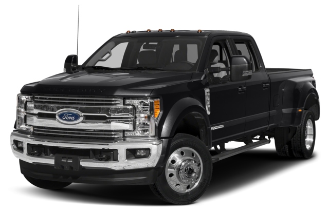 2017 Ford F-450 Gainesville, TX 1FT8W4DT6HEC96976