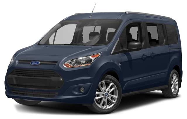 2017 Ford Transit Connect Anderson, IN  NM0GE9F70H1293555