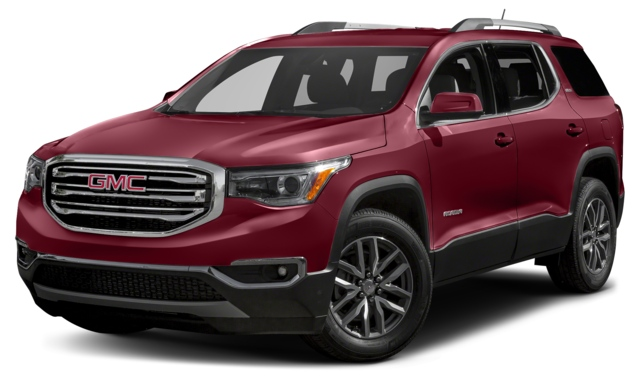 2017 GMC Acadia Minot,ND 1GKKNSLS0HZ308705