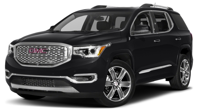 2017 GMC Acadia Fort McMurray 1GKKNXLS7HZ166978