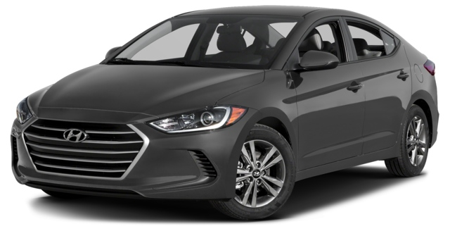2017 Hyundai Elantra Columbus, IN 5NPD74LF1HH189020