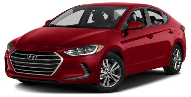 2017 Hyundai Elantra Columbus, IN 5NPD84LF5HH110431