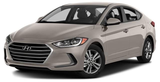 2017 Hyundai Elantra Milwaukee, WI 5NPD84LF3HH102456