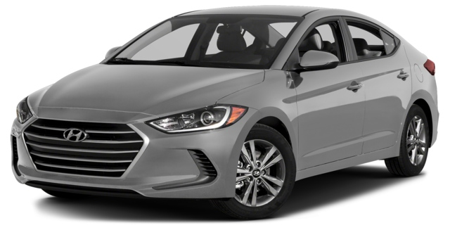 2017 Hyundai Elantra Decatur, IL 5NPD84LF6HH169844
