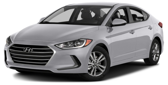 2017 Hyundai Elantra Decatur, IL 5NPD84LFXHH170981