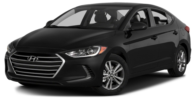 2017 Hyundai Elantra Decatur, IL 5NPD84LF4HH023667