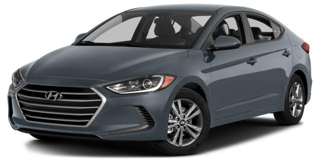 2017 Hyundai Elantra Decatur, IL KMHD84LF7HU201265