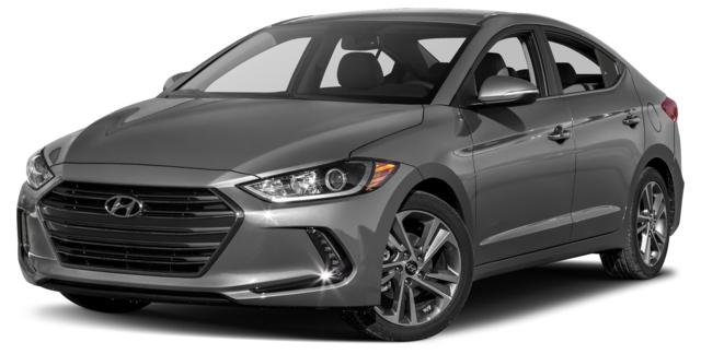 2017 Hyundai Elantra Indianapolis, IN 5NPD84LF8HH105840