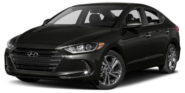 2017 Hyundai Elantra Columbus, IN 5NPD84LF2HH006608