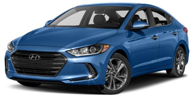 2017 Hyundai Elantra Columbus, IN KMHD84LF4HU263674