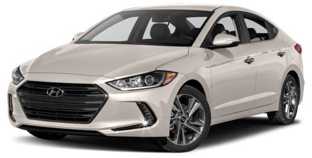2017 Hyundai Elantra Indianapolis, IN 5NPD84LF5HH097681