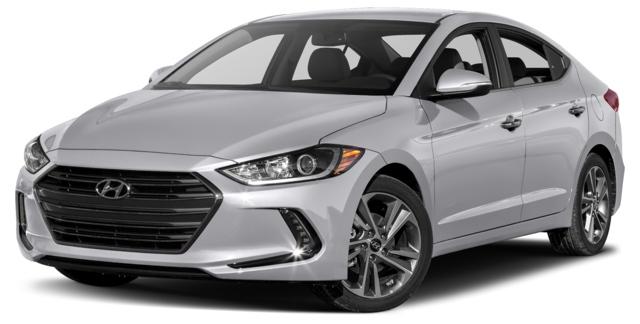 2017 Hyundai Elantra Columbus, IN 5NPD84LF6HH141171