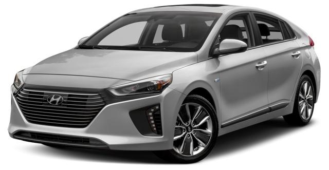 2018 Hyundai Ioniq Hybrid Arlington, MA KMHC65LC4JU084490