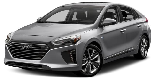 2017 Hyundai Ioniq Hybrid Columbus, IN KMHC75LC7HU035694