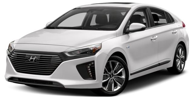 2018 Hyundai Ioniq Hybrid Arlington, MA KMHC65LC7JU084497