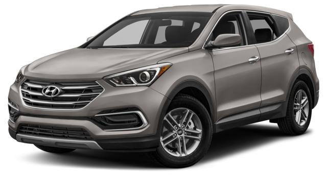 2017 Hyundai Santa Fe Sport Indianapolis, IN 5XYZTDLBXHG398374
