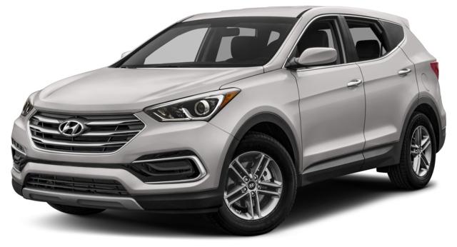 2017 Hyundai Santa Fe Sport Columbus, IN 5XYZU3LB6HG490444