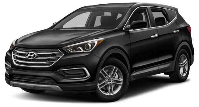 2017 Hyundai Santa Fe Sport Decatur, IL 5NMZTDLB9HH027616