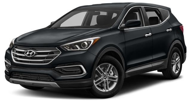 2017 Hyundai Santa Fe Sport Decatur, IL 5XYZUDLB8HG445527