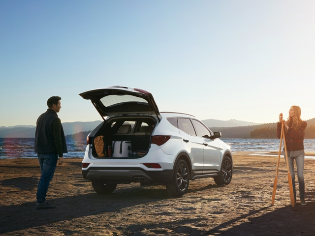 2017 Hyundai Santa Fe Sport Amarillo, TX 5XYZW4LA7HG490038