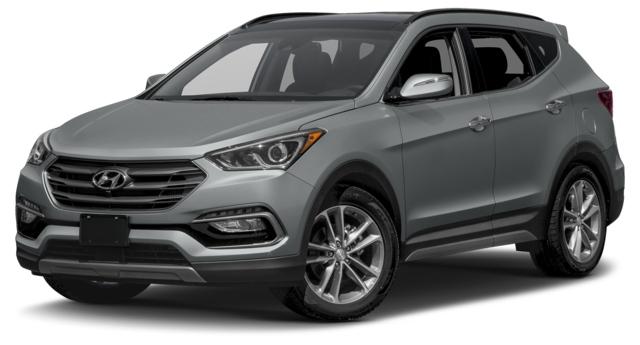 2017 Hyundai Santa Fe Sport duluth, mn 5NMZWDLA5HH040362
