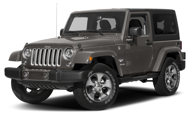 2017 Jeep Wrangler Pontiac, IL 1C4AJWBG4HL565618