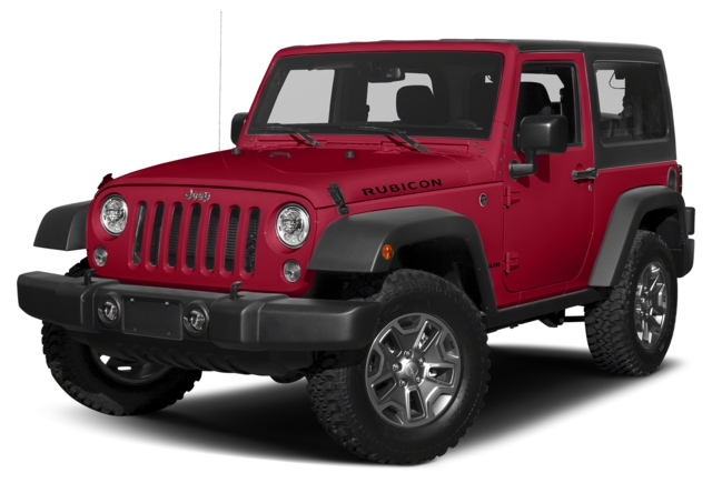 2017 Jeep Wrangler Columbus, IN 1C4BJWCG7HL703686
