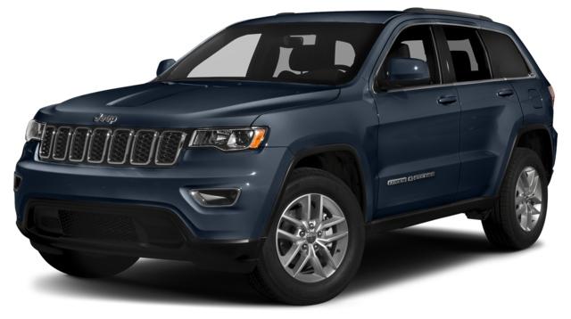 2017 Jeep Grand Cherokee in Williston,ND 1C4RJFAGXHC837092