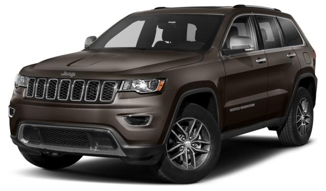 2017 Jeep Grand Cherokee Gainesville, TX 1C4RJEBG4HC883123