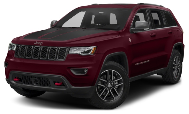 2017 Jeep Grand Cherokee Dover, OH 1C4RJFLG9HC768618
