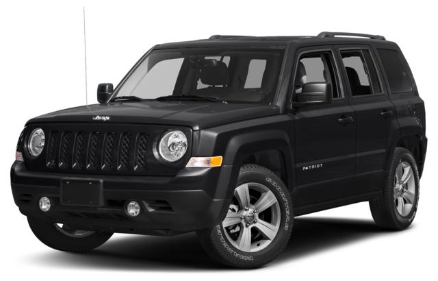 2017 Jeep Patriot Austin, TX 1C4NJPBB8HD121034
