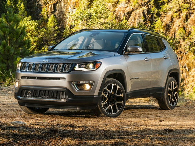 2017 Jeep New Compass Gainesville, TX 3C4NJDAB9HT596976