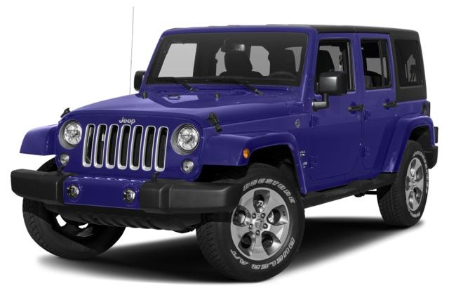 2017 Jeep Wrangler Unlimited Seymour, IN 1C4BJWEG1HL706368