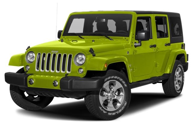 2017 Jeep Wrangler Unlimited Sarasota 1C4BJWEG0HL515668