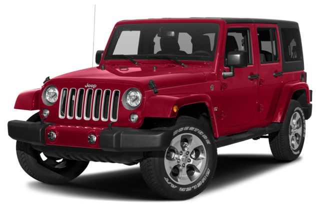2017 Jeep Wrangler Unlimited Columbus, IN 1C4BJWEG6HL614477