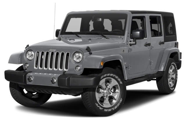 2017 Jeep Wrangler Unlimited Marshfield, MO 1C4BJWEG7HL626394