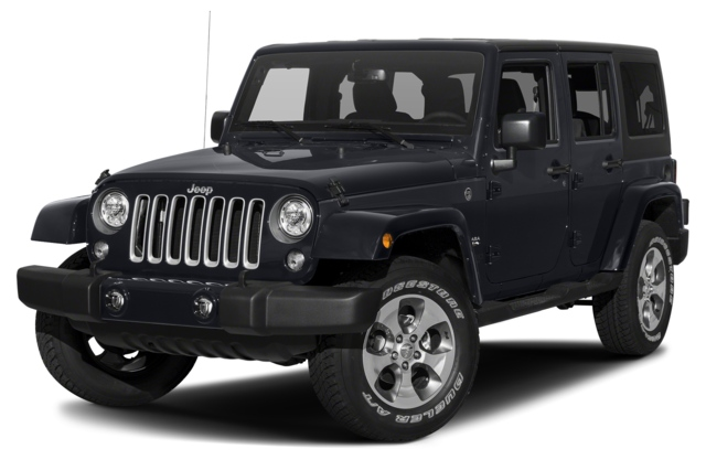 2017 Jeep Wrangler Unlimited Seymour, IN 1C4BJWEG5HL666781