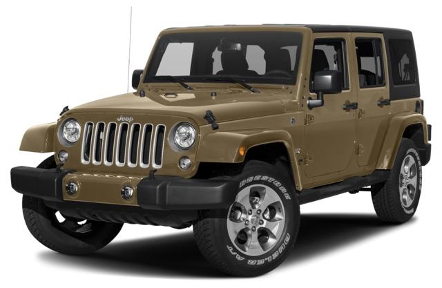 2017 Jeep Wrangler Unlimited Campbellsville, KY 1C4BJWEG0HL726434