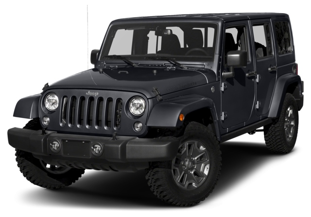 2017 Jeep Wrangler Unlimited Marshfield, MO 1C4BJWFG8HL567063
