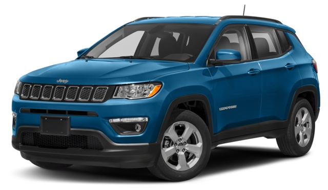 2017 Jeep New Compass Detroit Lakes, MN 3C4NJDBB6HT666139