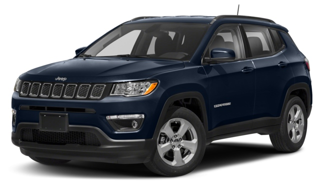 2017 Jeep New Compass Columbus, IN 3C4NJCBB5HT691138