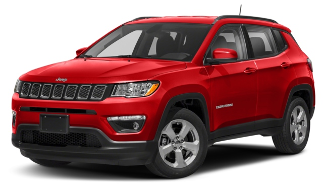 2017 Jeep New Compass Seymour, IN 3C4NJDAB9HT636232
