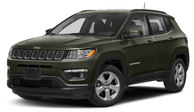 2017 Jeep New Compass Vineland, NJ 3C4NJDBB1HT640189
