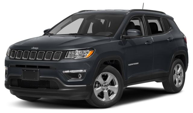 2017 Jeep New Compass Marshfield, MO 3C4NJDDB1HT636074