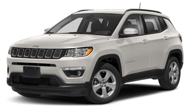 2017 Jeep New Compass Seymour, IN 3C4NJDBB4HT636234