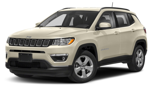 2017 Jeep New Compass Gainesville, TX 3C4NJDCB4HT659575